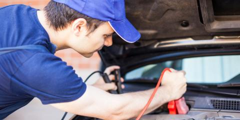 Car Batteries or Alternators — Do You Know Which Needs to Be Replaced?, Cincinnati, Ohio