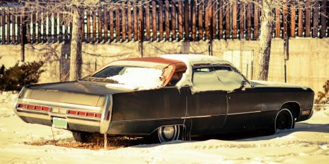Why You Should Sell Your Junk Car This Spring, Barkhamsted, Connecticut