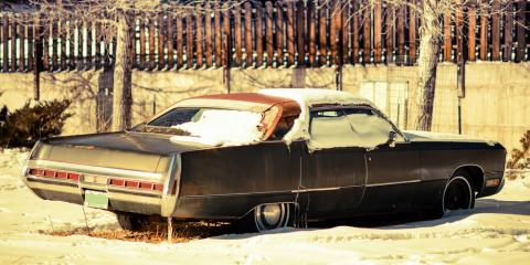 4 Reasons Your Junk Car Is More Than Just an Eyesore, Barkhamsted, Connecticut