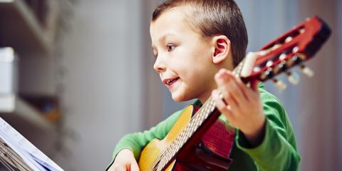 Why Music Is Good for Child Development, St. Charles, Missouri