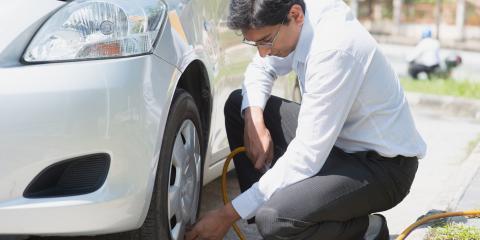 3 Ways Hitting a Pothole Can Damage Your Car, Anchorage, Alaska