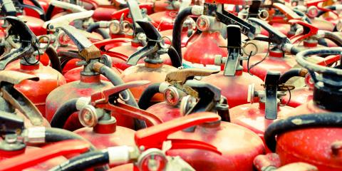 What Are Some of the Types of Fire Extinguisher?, Bangor, Wisconsin