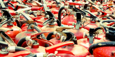 4 Maintenance Tips for Fire Extinguishers, Anchorage, Alaska