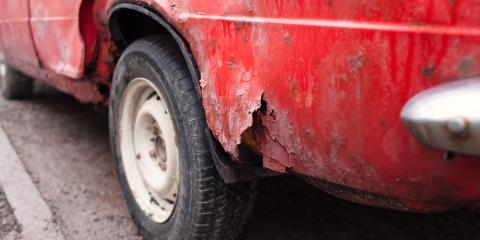 5 Myths & Facts About Auto Body Rust, Brighton, New York