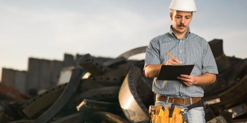 3 Benefits of Recycling Scrap Metal, Denver, Colorado