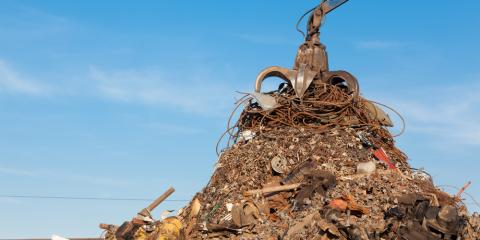 Rochester Scrapyard Shares 5 Reasons to Start Metal Recycling, Rochester, New York