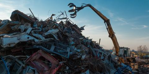 What Steps Are Recommended for Heavy-Equipment Recycling?, Honolulu, Hawaii