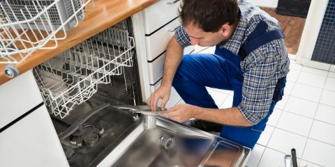 3 Common Dishwasher Repair Problems to Watch Out For, Covington, Kentucky