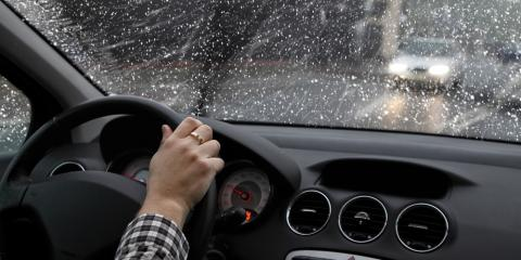 5 Tips for Driving in Heavy Rain & Wind, Anchorage, Alaska