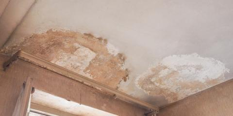 Water Damage Restoration Specialists Explain How to Prevent Moisture Problems, Pagosa Springs, Colorado