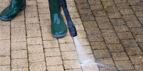 FAQ About Power Washing, Milford city, Connecticut