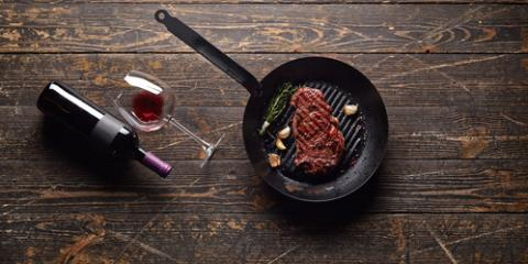 4 Perfect Meat & Wine Pairings, Cincinnati, Ohio