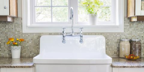 Try These 6 Ways to Keep Your Porcelain Sink Sparkling Clean, Clinton, Connecticut