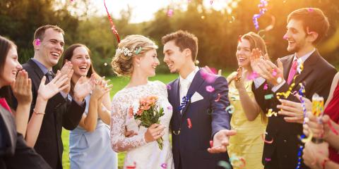 3 Reasons to Hire a Charter Bus to Transport Wedding Guests , Clifton, New Jersey