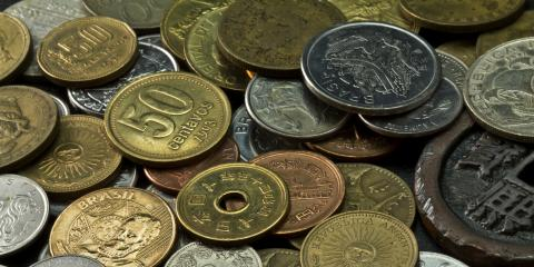 4 Ways to Use Leftover Foreign Currency, Streetsboro, Ohio