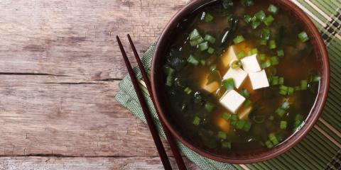 3 Popular Japanese Food Ingredients, Honolulu, Hawaii