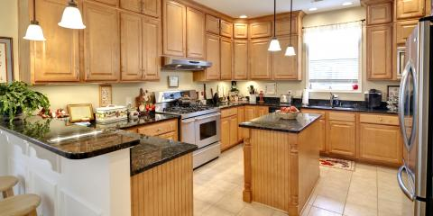 Top 5 Reasons to Install Ceramic Tile in Your Kitchen, Lihue, Hawaii