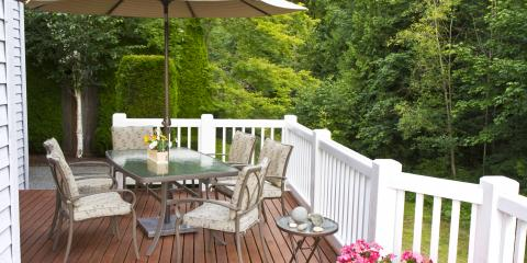 3 Beautiful Design Ideas for Your Deck, Norwood, Ohio