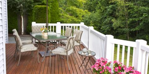 How to Know When to Re-Stain Your Deck, Lorain, Ohio
