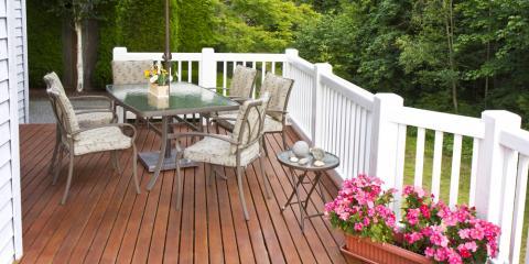The Top 3 Advantages of Installing a Backyard Deck, Collins, Missouri