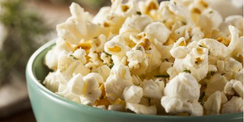 Celebrate National Popcorn Day Without Dental Damage, Miami, Ohio