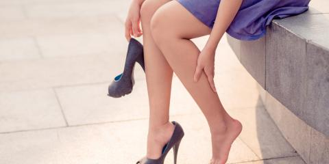 4 Ways High Heels Affect Your Body, Mill City, Oregon