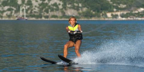 4 Tips For Your First Time on Water Skis, Vermilion, Ohio