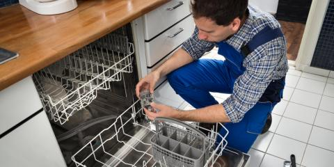 Elyria's Dishwasher Repair Specialists Explain 5 Common Causes of Dishwasher Leaks, Elyria, Ohio