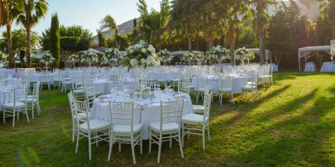 What to Know About Outdoor Wedding Logistics, Gridley, California