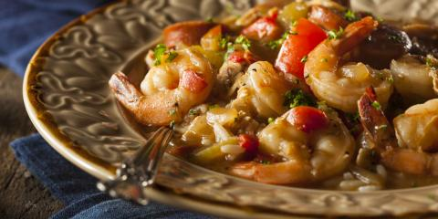 Try This Recipe for Billy's Seafood Gumbo, Bon Secour, Alabama