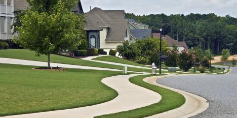 How to Choose a Paving Company for Neighborhood Sidewalks, Cookeville, Tennessee