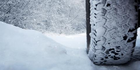 Top 3 Ways to Prepare Your Tires for Winter, Kannapolis, North Carolina