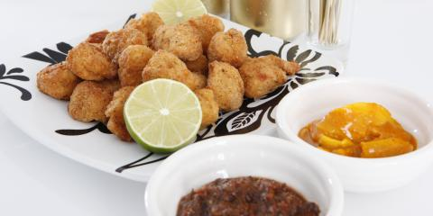 An Introduction to the Conch Fritter, Manhattan, New York