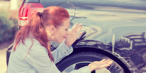 How to Prevent Dents on Your Vehicles, Waynesboro, Virginia