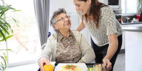 How Meal Preparation Benefits Seniors, Tolland, Connecticut
