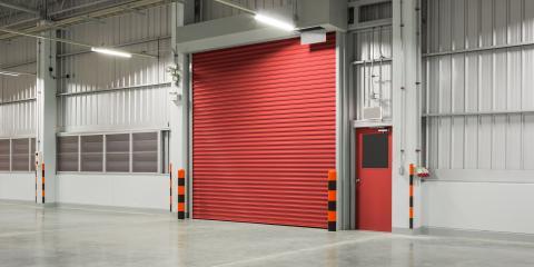 3 Noteworthy Benefits of Commercial Steel Doors, Cincinnati, Ohio