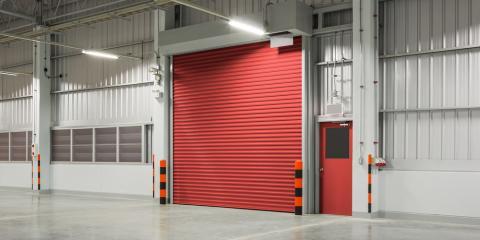 The Top 4 Benefits of a Commercial Overhead Door Installation, Wisconsin Rapids, Wisconsin