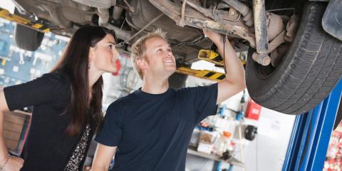 4 Signs Your Vehicle Needs Brake Service, Bainbridge, Ohio