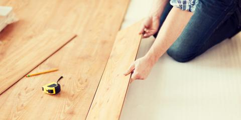 Your Guide to the Flooring Installation Process, Anchorage, Alaska