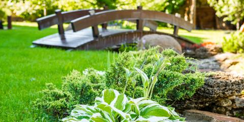 3 Low-Maintenance Water Features, Scioto, Ohio