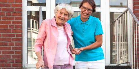 3 Types of Home Health Care Workers, Airport, Missouri