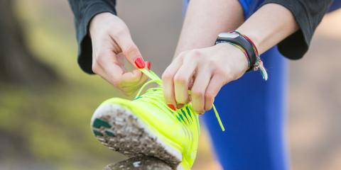 Avoid Exercise Injury With These 3 Foot Care Steps, Green, Ohio