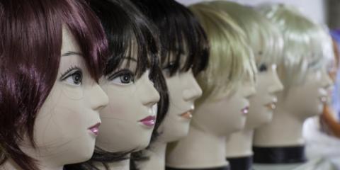 The Art of Creating Wigs, Colerain, Ohio