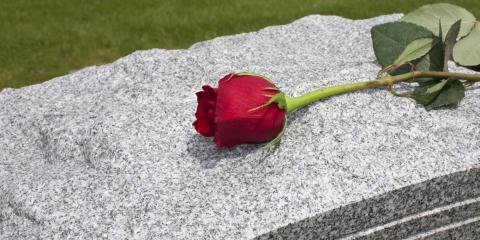 3 Reasons to Engrave a Loved One's Monument, Perry, New York