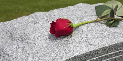 3 Materials to Consider for a Loved One's Gravestone Marker, Sanford, North Carolina