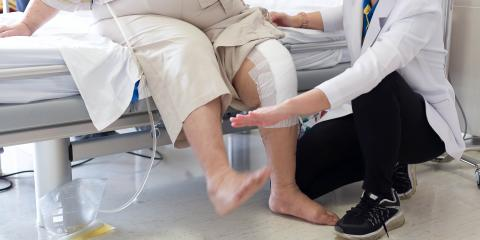 Why Get Physical Therapy After a Knee Replacement, Gig Harbor Peninsula, Washington