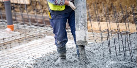 Why You Should Hire a Professional Concrete Contractor, Ashland, Missouri