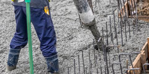 How Are Sites Prepared for Ready-Mix Concrete Placement?, Hilo, Hawaii