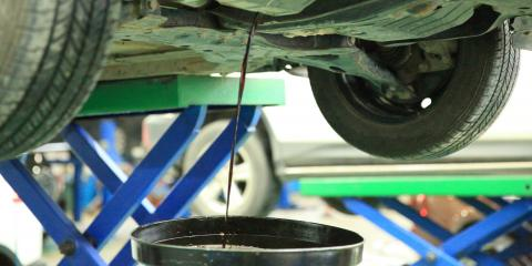 How Frequently Does Your Vehicle Require an Oil Change?, St. Charles, Missouri