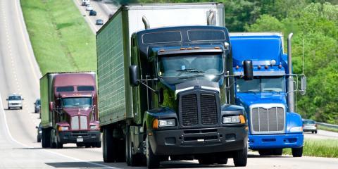 5 Trucking Safety Tips From La Crosse Truck Center, La Crosse, Wisconsin